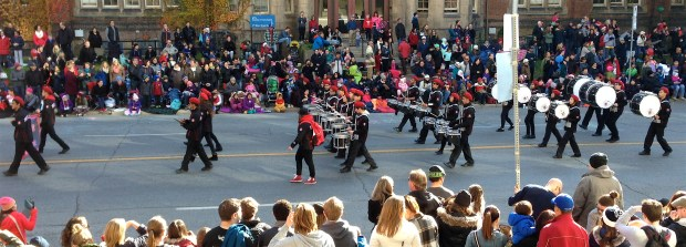 these drummers were amazing