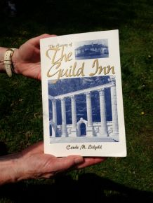 book on Guild Inn recommended by Janet Heise, before our walk