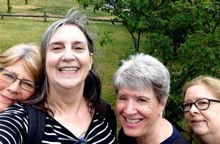 All smiles in Beaver-LIghtbourn Parkette