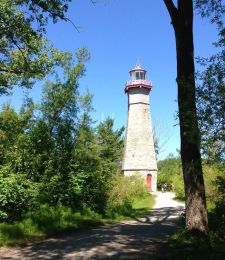 One day we may actually visit the Gibraltar Point lighthouse...