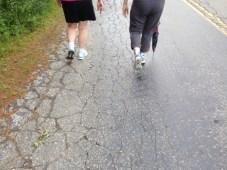 Walking in Greenfield, Queen's County