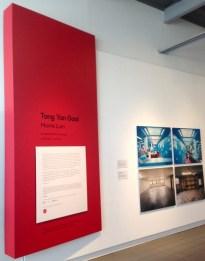 Morris Lum's Harbourfront exhibition, Tong Yan Gaai