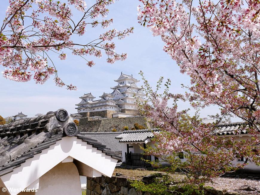 Himeji Castle in 2019