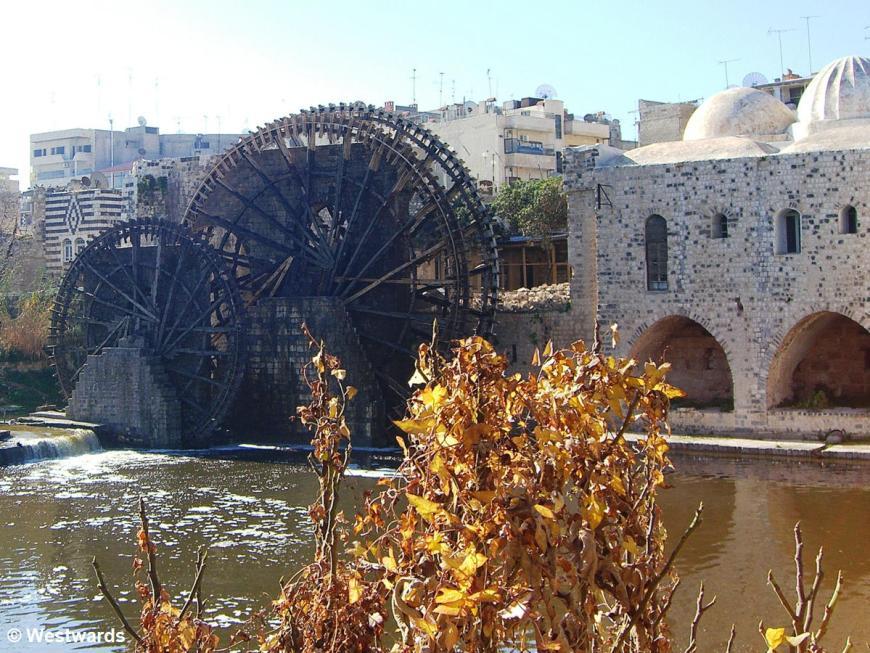 20061226 Hama Noria5