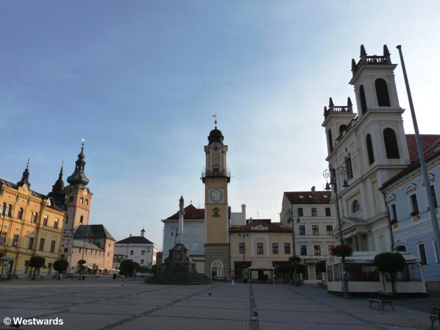 Banska Bystrica square