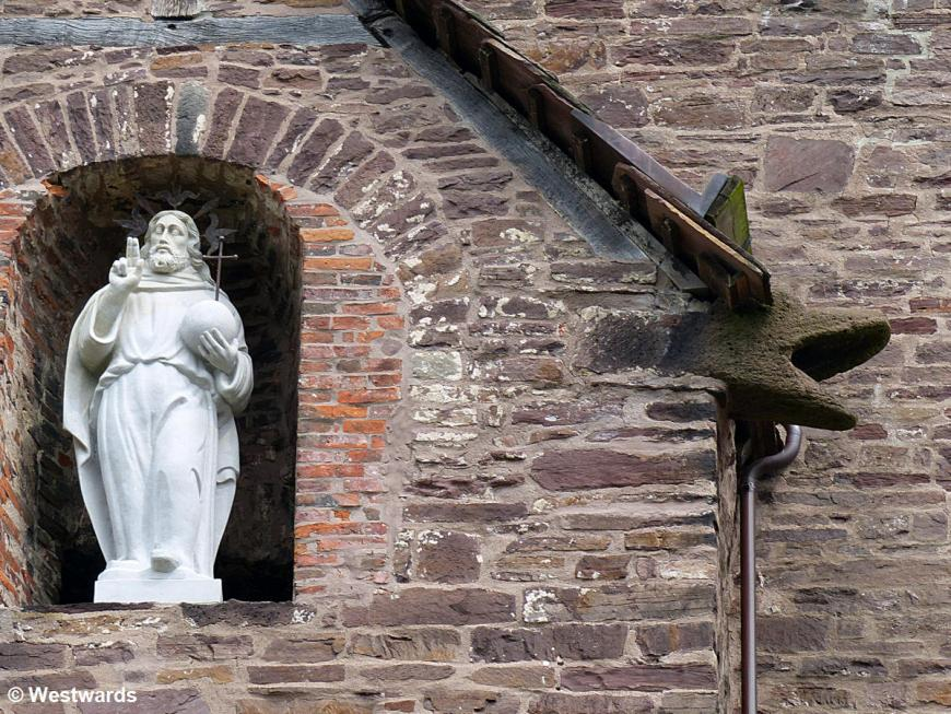 20140802 Kloster Corvey Westwerk P1100400