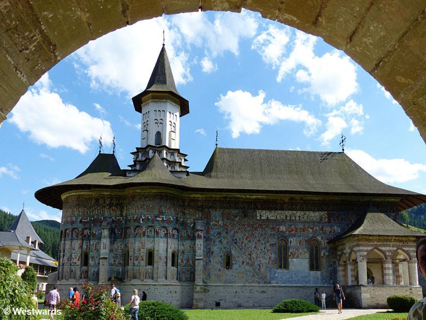 20140819 Sucevita Kloster P1110281