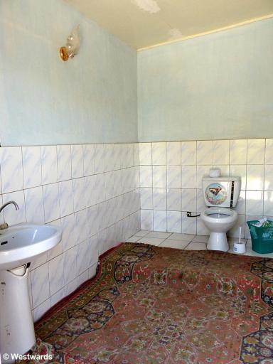 20150618 Buchara Sommerpalast Toilette P1180972