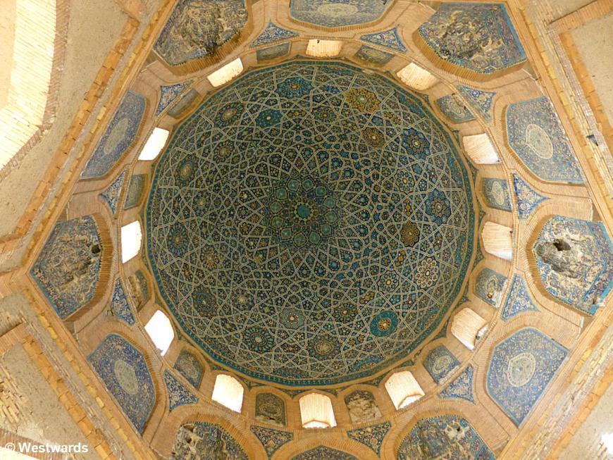 Turabek Khanum cupola