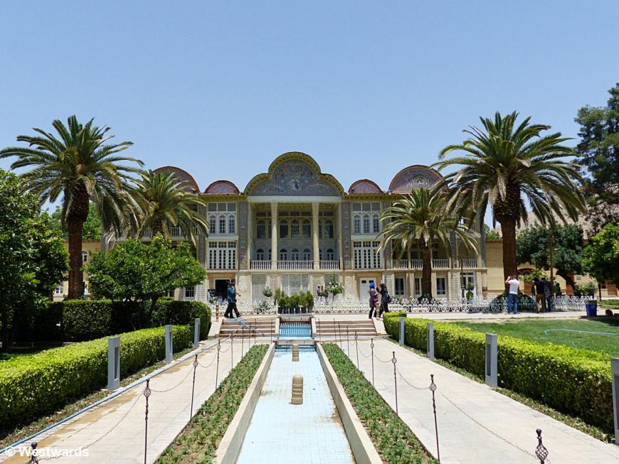 Baghe Eram garden in Shiraz
