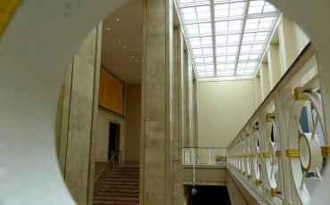 German Ministry of Finance architectural detail