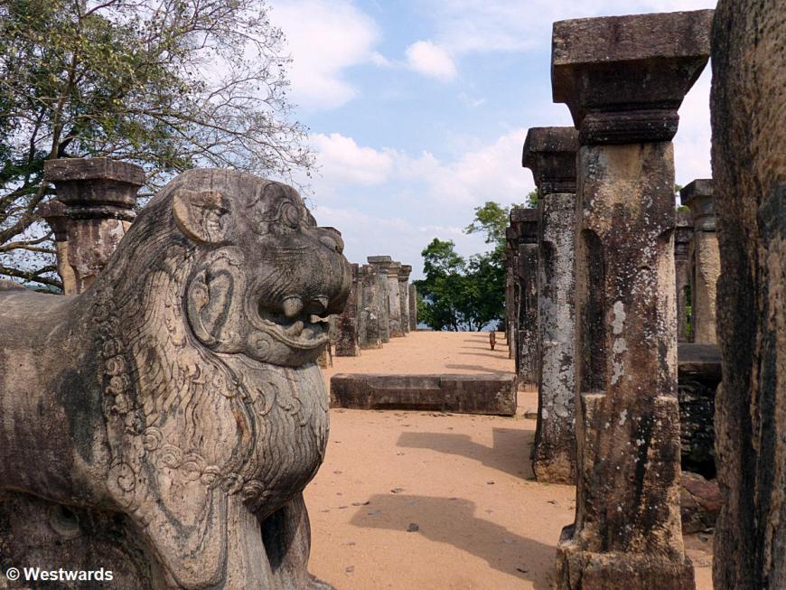 20160202 Polonnaruwa Ratshalle P1240387