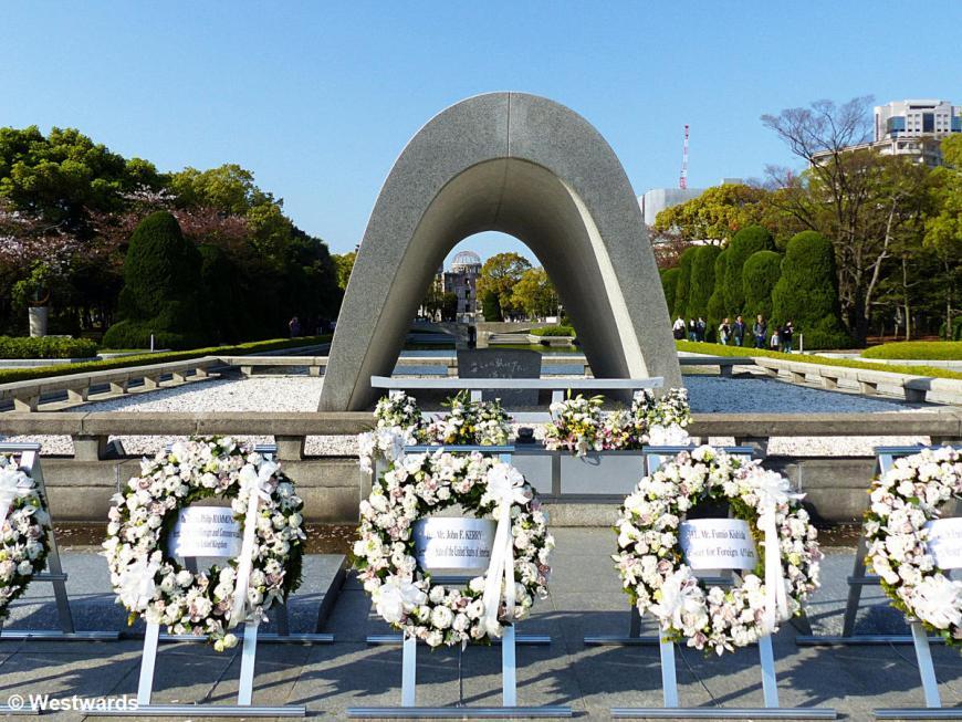 20160412 Hiroshima Kenotaph P1260334
