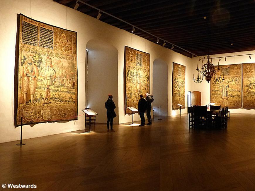 20170530 Helsingor Kronborg Castle Tapestries P1420429