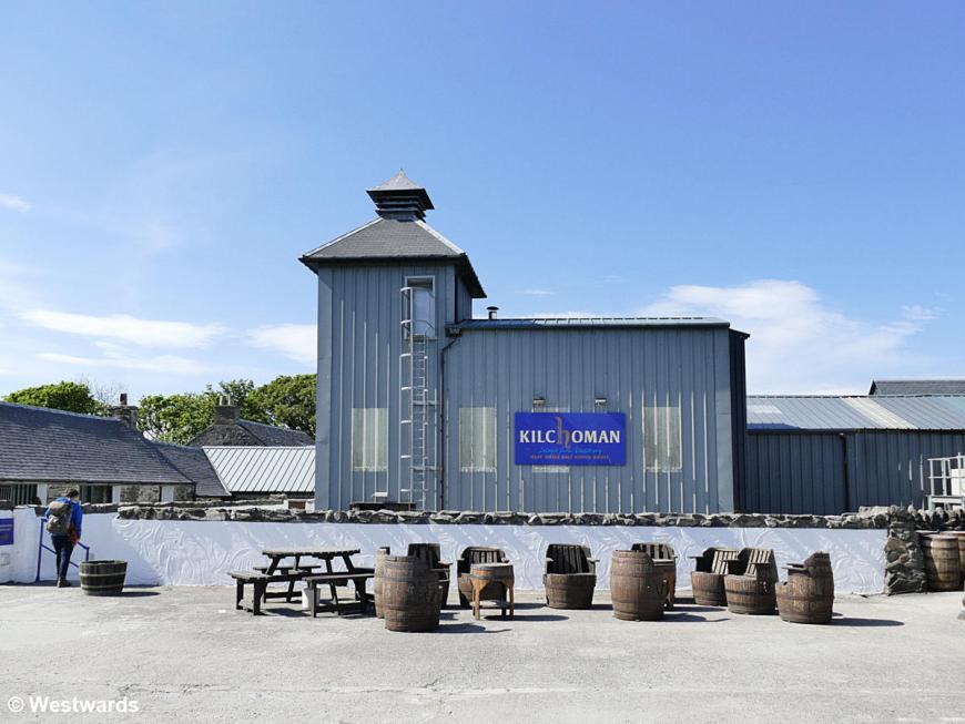 20190517 Islay Kilchoman Distillery P1660847