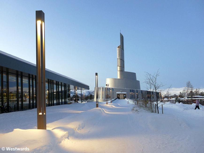 The Northern Lights Cathedral