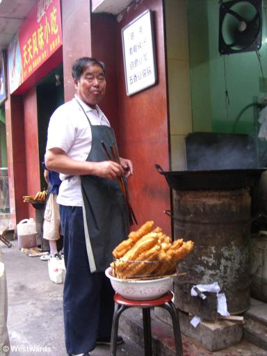 Youtiao / Chinese churros