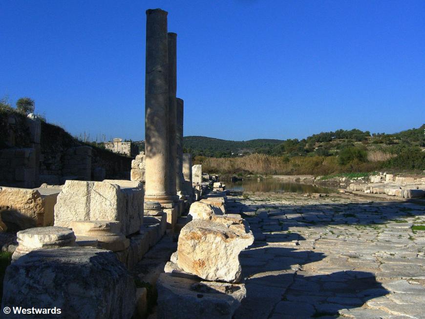 ruins of Patara near Myra