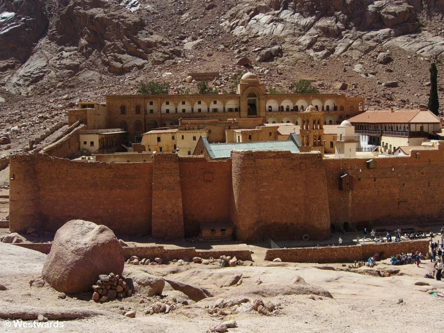 20070314 Saint Catherine Monastery2
