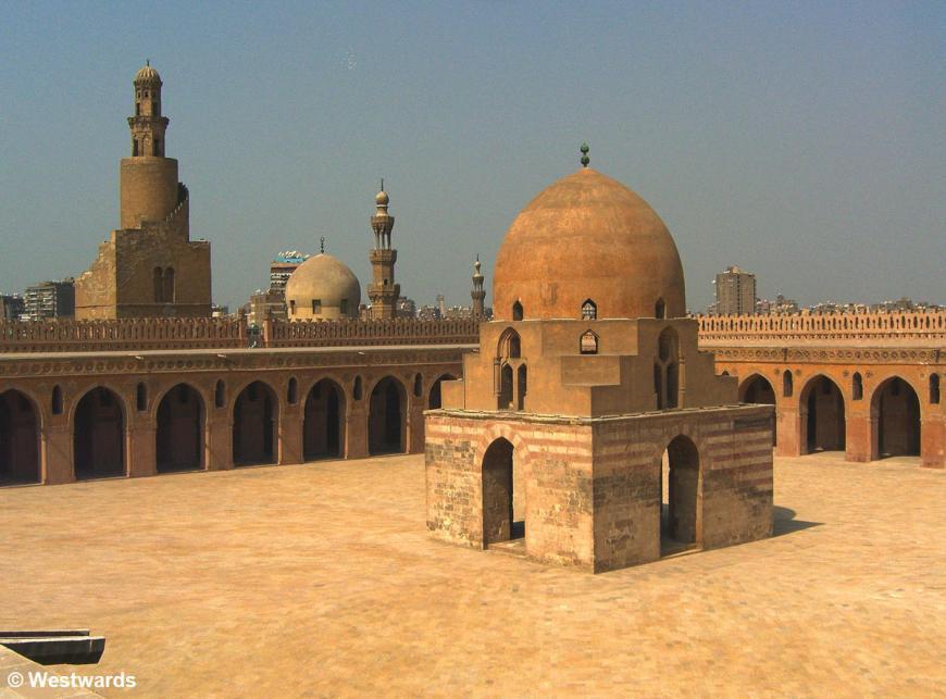 20070319 Cairo Ibn-Tulum Moschee3