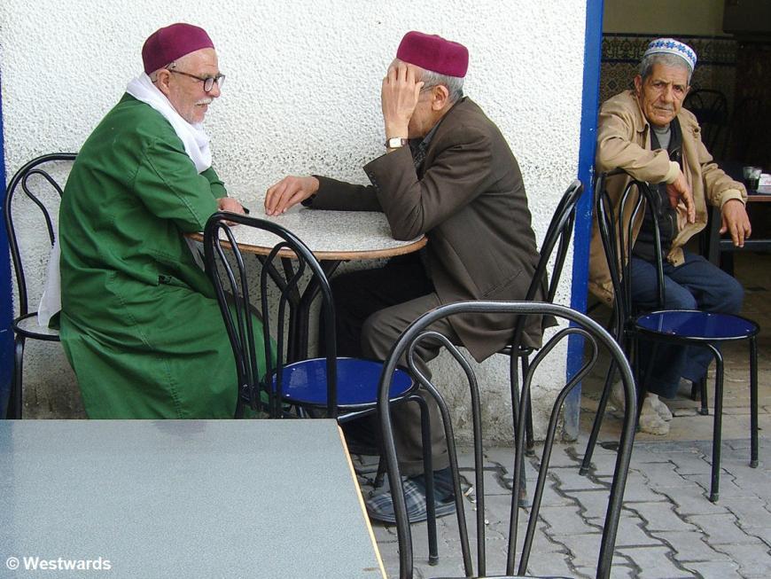 20070426 Tunis Medina Seniors