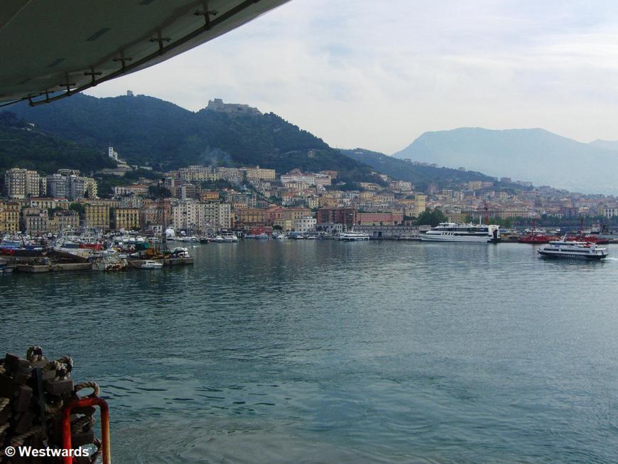 20070430 Salerno Arrival