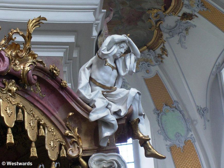 20070617 Staffelstein Vierzehnheiligen innen Hl Pantaleon