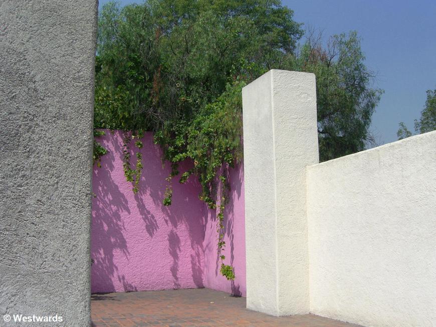 House of Luis Barragan in Mexico City