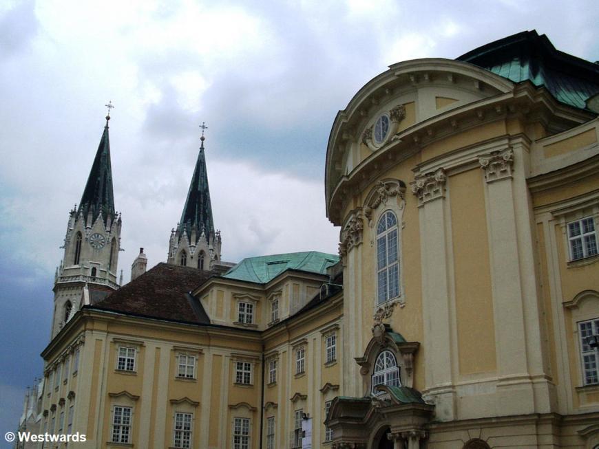 monastery of Klosterneuburg, Austria