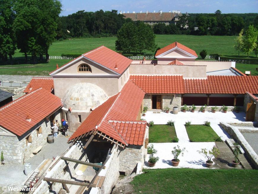 Roman Open Air Museum Petronell Carnuntum