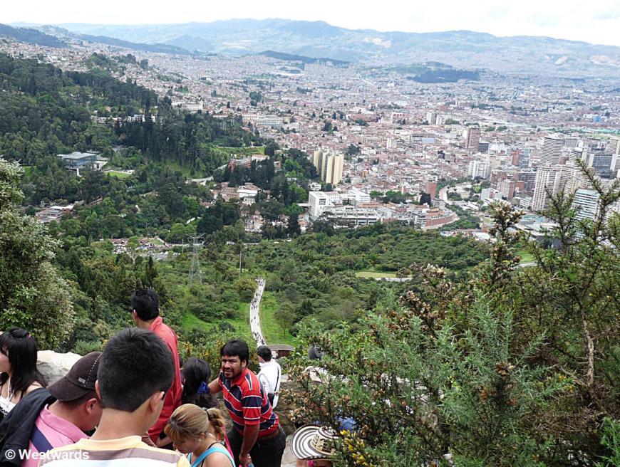 20120115 Bogota Monserrate view 1300936