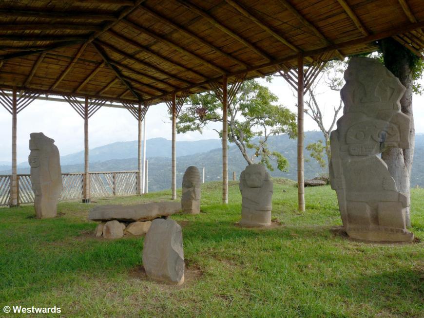 20120126 San Agustin Parque Archeologico Alto del Lavapatas 1310579