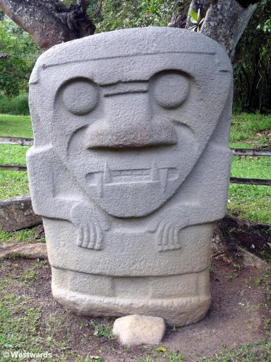 20120126 San Agustin Parque Archeologico Mesita C 1310567