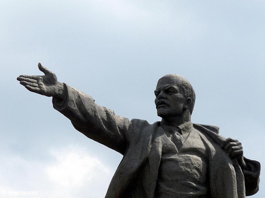 20120617 Bischkek Lenin P1350443