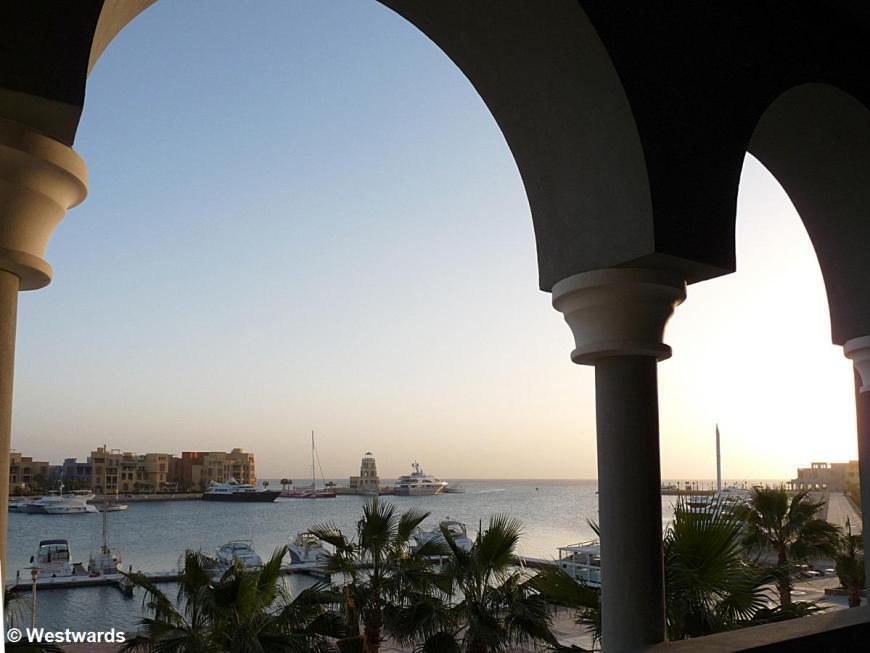 20121221 El Gouna Fanadir Hotel view P1380722