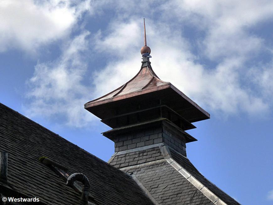 20130419 Glengoyne Distillery Pagoda Chimney P1420761