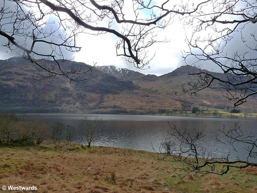 Am Ufer des Loch Lomond