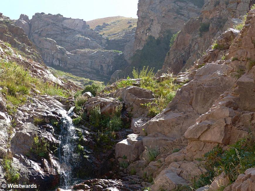 20130907 Chimgan hiking waterpad P1020644