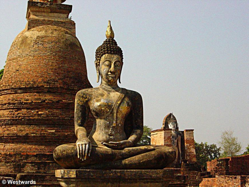 Sukhothai, one of the highlights of sightseeing in Thailand