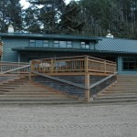 Wilson Lodge - Steps