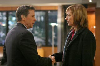 Image result for the west wing season 5 hoynes scandal
