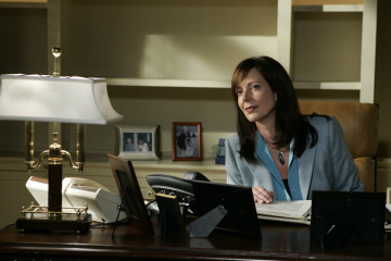 Image result for the west wing season 6 cj chief of staff