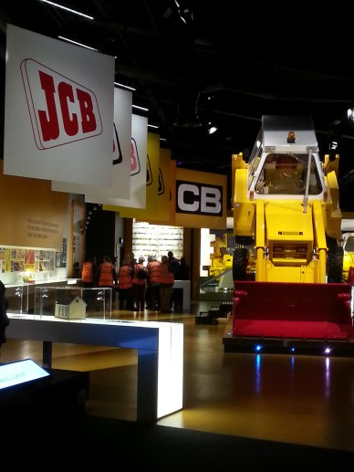 JCB Factory Tour 2015