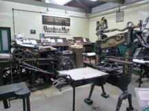 Bradford Ind. Museum. Printing Gallery. 2015.