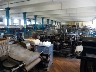 Bradford Industrial Museum, Weaving Gallery. 2015.
