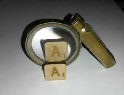 Scrabble Magnified - AMF