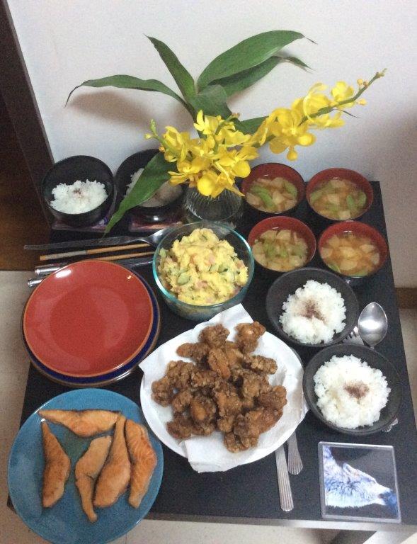 Japanese cuisine - KR