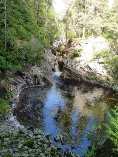 Bruar Falls