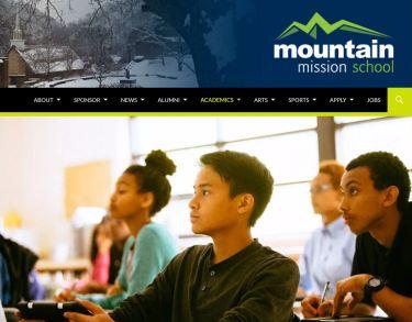 Mountain Mission School