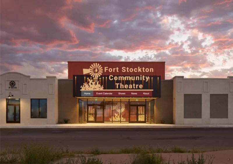 Fort Stockton Community Theatre
